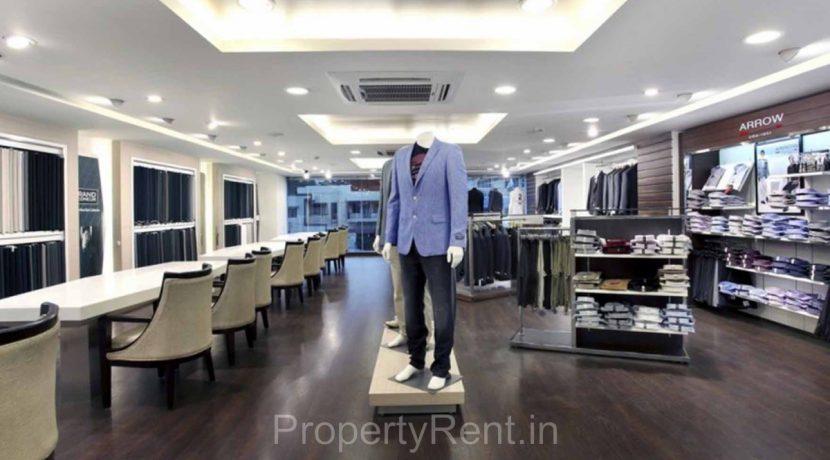 showroom for rent on m i road jaipur